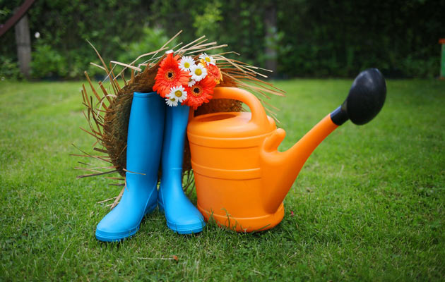 gardening tools as gifts