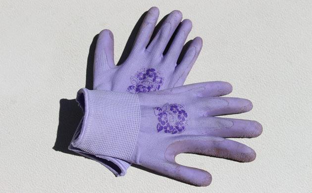 puncture resistant garden glove