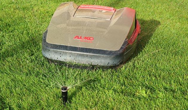 pop up lawn sprinkler