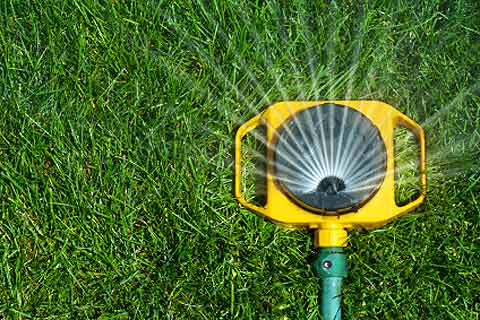 Lawn Sprinkler Repair Help Tips