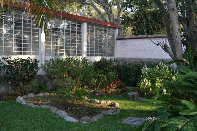 garden corner plan