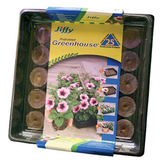 jiffy seed starter kit