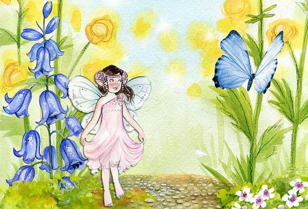 fairy garden fantasy