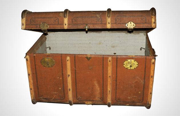old storage trunk